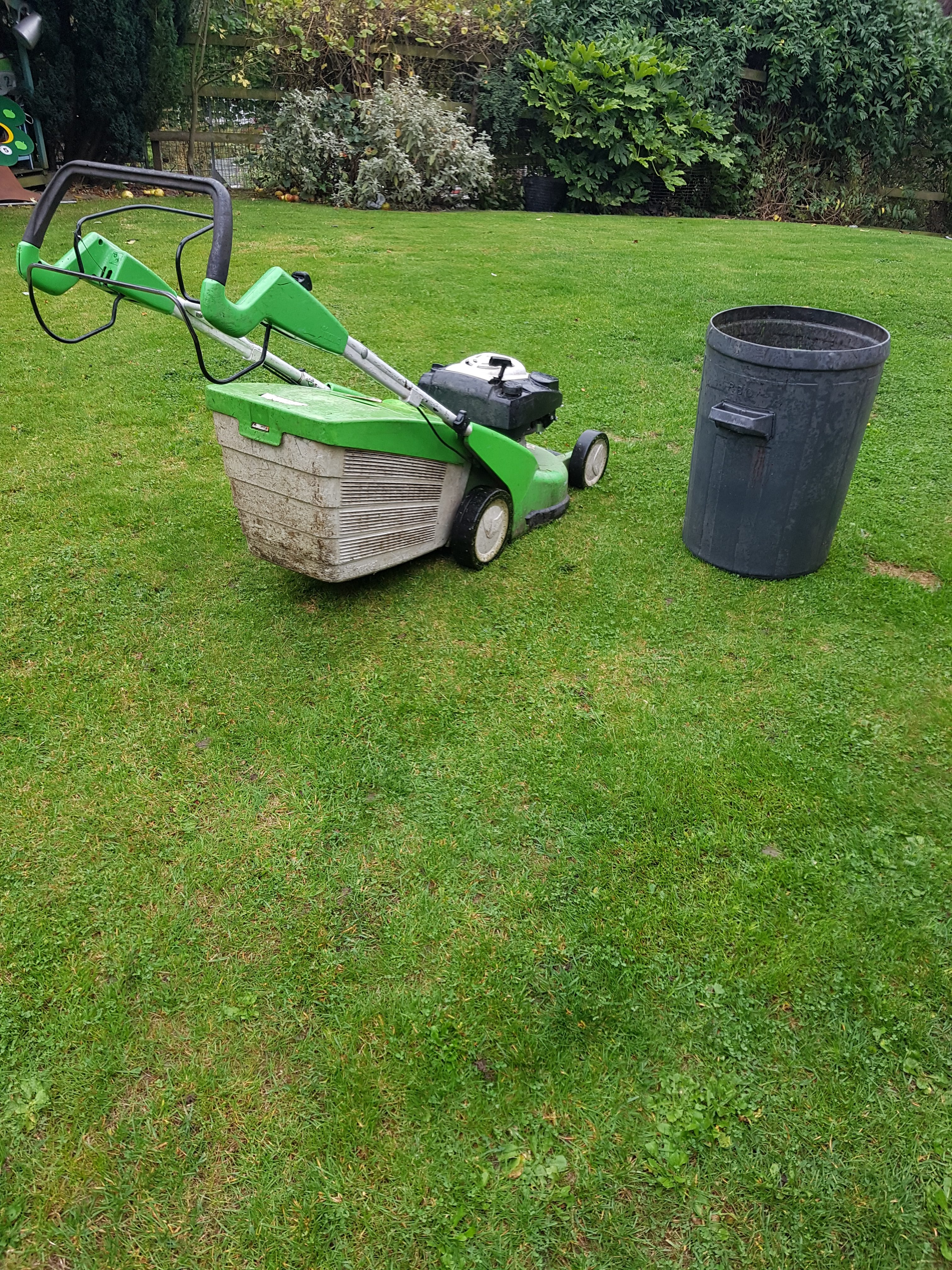 Lawn mow